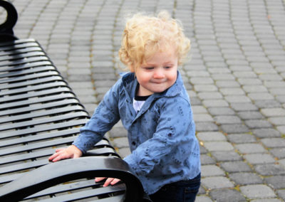 toddler-on-bench